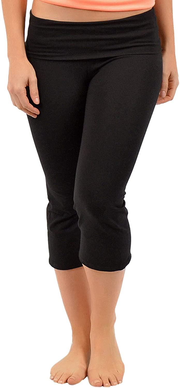 Stretch is Comfort Women's Capri Yoga Pants