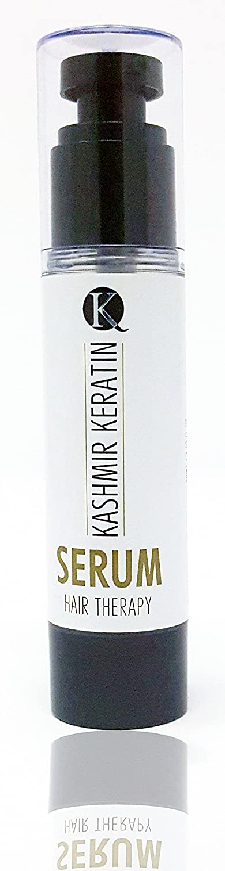 Kashmir Keratin Hair Therapy Serum Non Oily Anti Frizz NEW PRESENTATION (50ml / 1.69Fl. Oz)