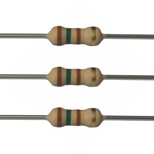 E-Projects 25EP512150R 150 Ohm Resistors, 1/2 W, 5% (Pack of 25)