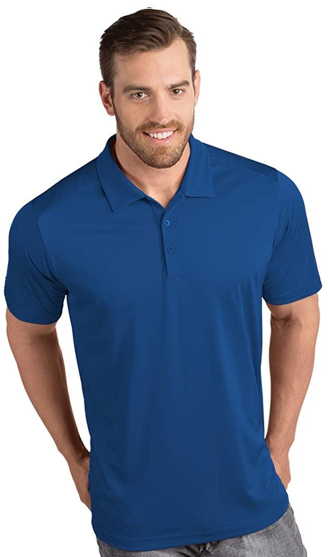 Antigua Men's Tribute Short Sleeve Polo Shirt