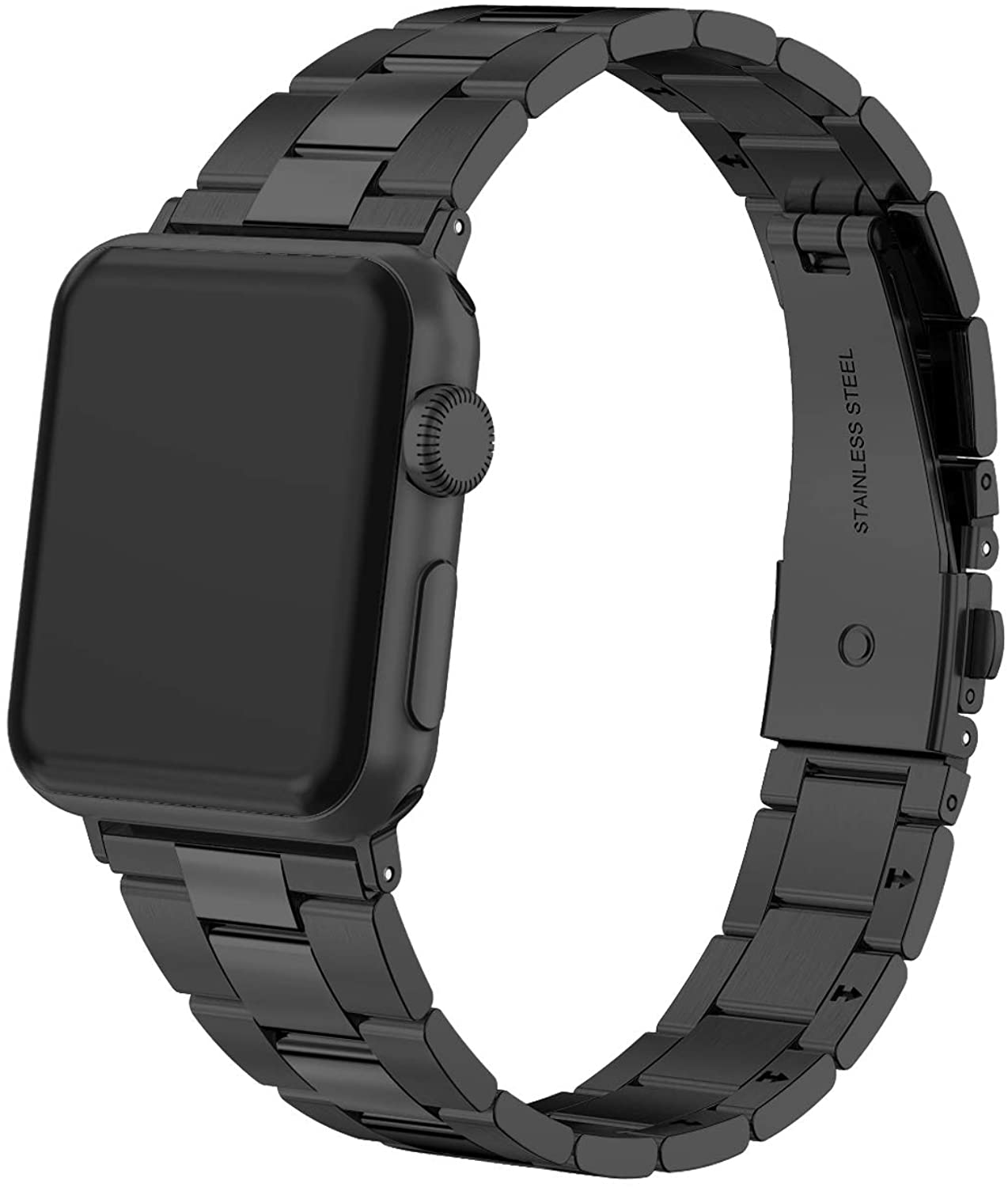 AILONS Compatible for Iwatch Band 38mm 40mm 42mm 44mm, Band Wristband Loop Replacement Band for Iwatch Series 5/4/3/2/1
