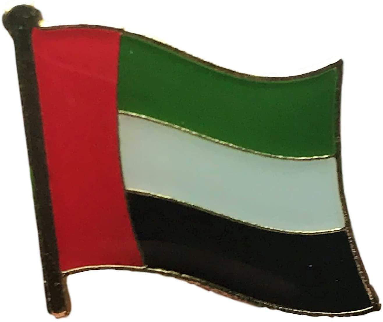 Backwoods Barnaby National Flag International Travel Pins