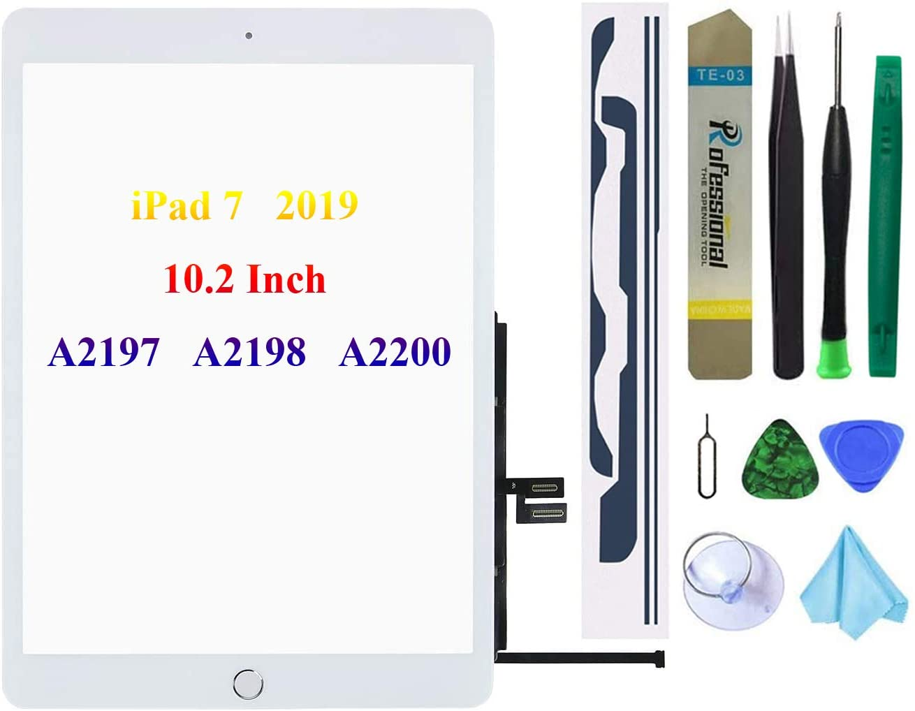 Screen Replacement for iPad 7 7th Generation 10.2