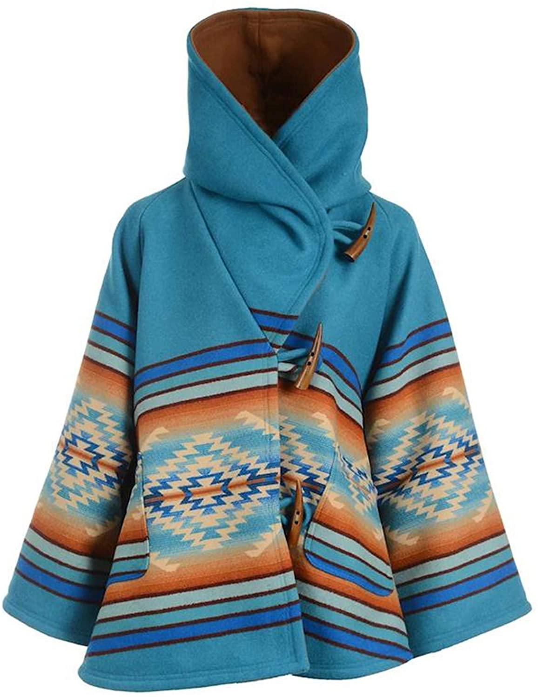 ANOKA Yellowstone Blend Beth Dutton Blue Hooded Kelly Reilly Coat Women