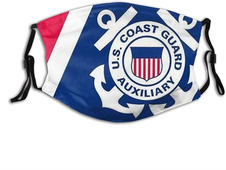 Uscg United States Coast Guard United States Coast Guard Mask Face Mask Neckerchief Uscg Mask Army Mask Reusable