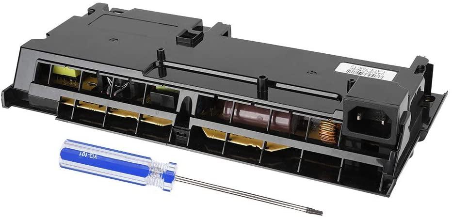 ABS Plastic ADP‑300ER Power Supply, ADP‑300ER Power Source, Easy Installation for PS4 PRO Host(ADP-300ER)
