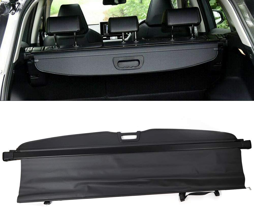 Retractable Rear Cargo Security Shield Cargo Luggage Security Shade Cover Fit for 2010-2020 Toyota 4runner
