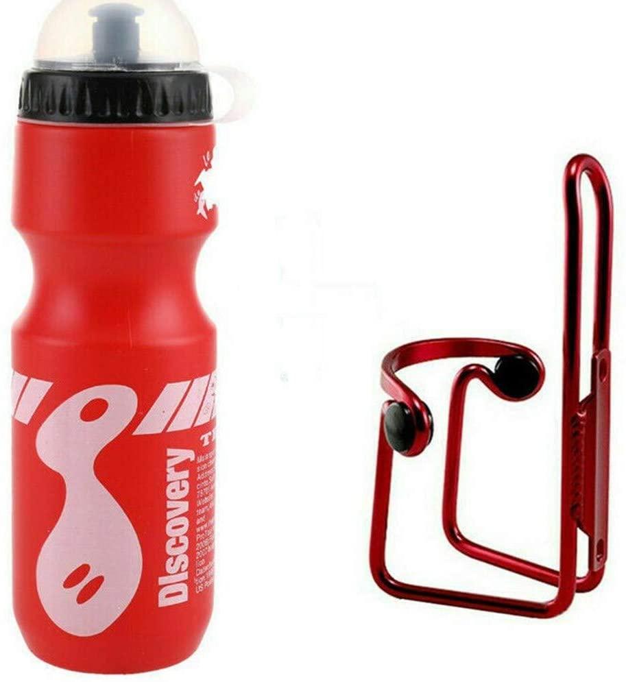 heiyun Bike Water Bottle Holder Aluminum Alloy Water Bottle Cages Lightweight Water Bottle Holder Cages Brackets