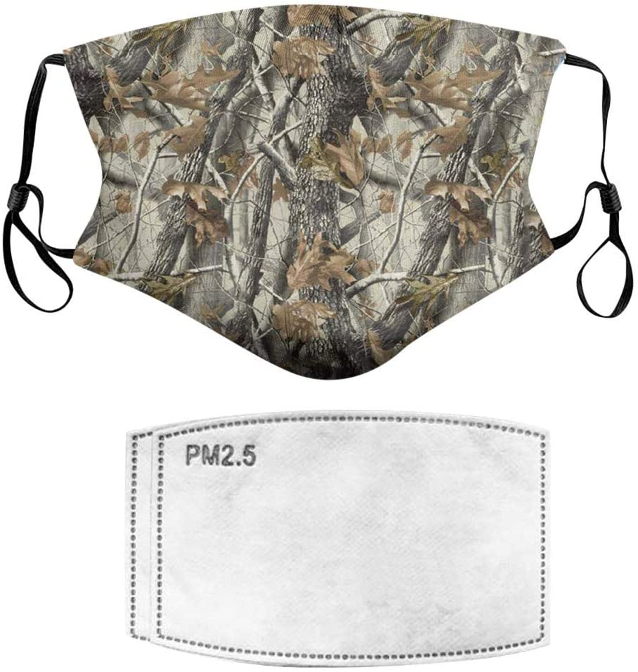 Adults Face ṁɑѕḱ Camouflage Face Bandana_Covering_MASK Leopard Print Mouth Face Protective for Women and Men, Fashion Unisex Outdoor Washable Reusable Quick-drying Face Fabric For Cycling Camp