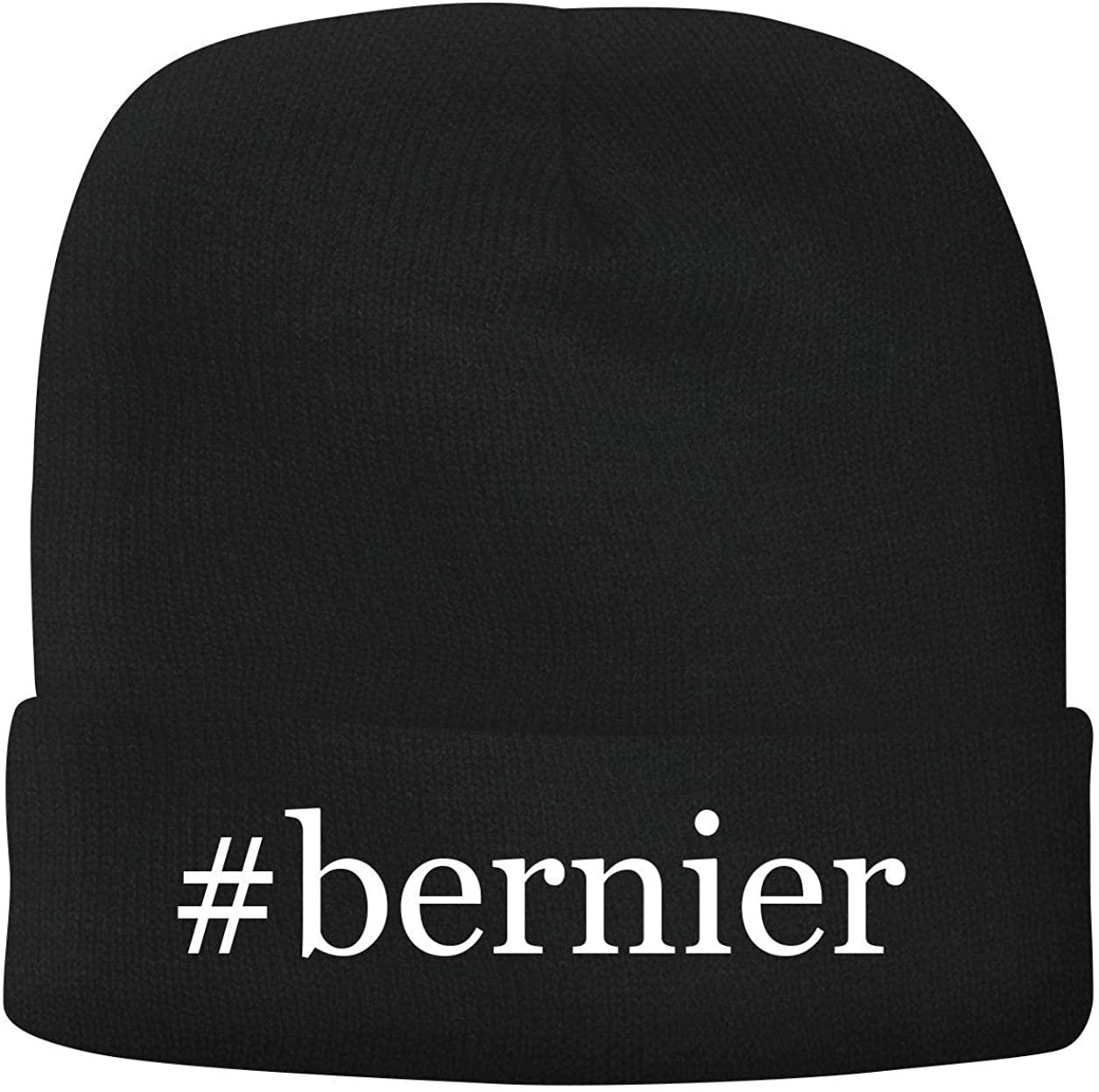 BH Cool Designs #Bernier - Men's Hashtag Soft & Comfortable Beanie Hat Cap