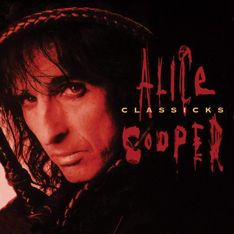 Classicks - The Best Of Alice Cooper (180 Gram Translucent Blue & Black Swirl Audiophile Vinyl/Tri-Fold Cover/Poster)