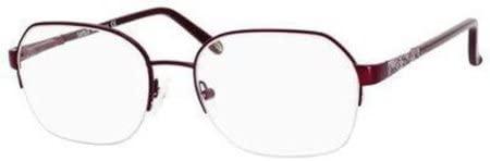 Eyeglasses Safilo Elasta Elasta 4849 0JSH Rose Burgundy