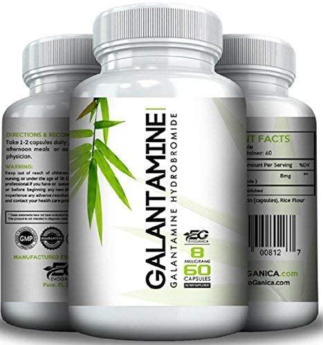 GALANTAMINE (8mg x 60ct) by EVOGANICA