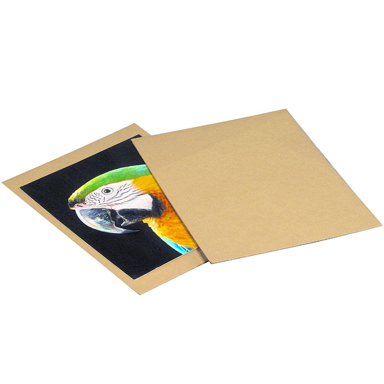 BOX USA BCP8511HD Extra Heavy Duty Chipboard Pads, 8 1/2