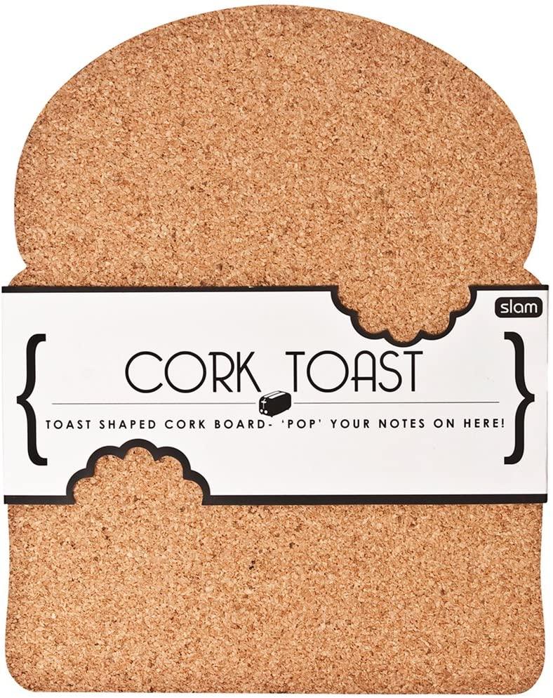 Toast It! Bread Shaped Message Board