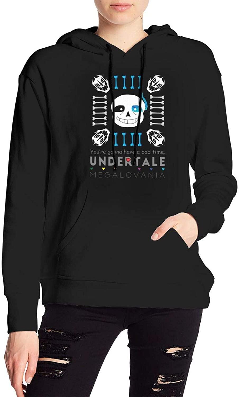 Undertale Long Sleeve Women'S Hoodie Loose Universal Polyester Fleece