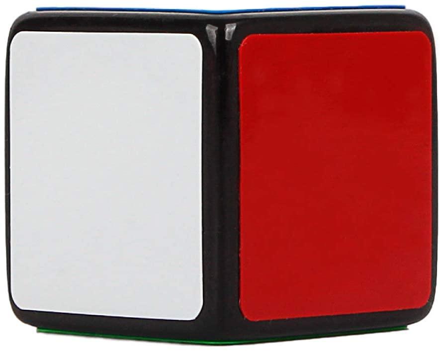 GoodCube 1x1x1 Cube Dice 1x1 Magic Cube Puzzle, Black