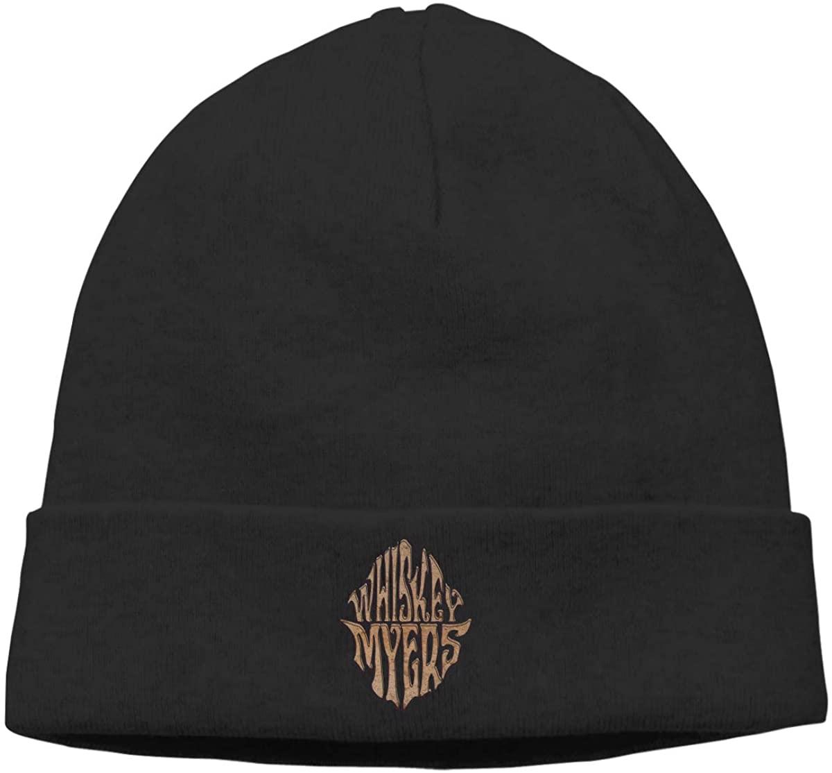 JaoStep Whiskey Myers Unisex Beanie Caps Knitting Hat Warm Hedging Cap Men Women Thin Section