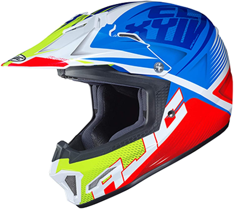 HJC Unisex-Child Off-Road Helmet (MC-23, X-Large)