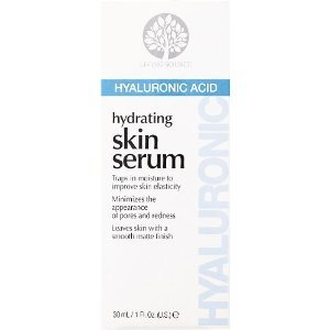 Hyaluronic Acid Skin Serum 1 ounce (Pack of 6)