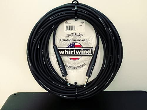 Whirlwind L50 50ft Electric Guitar Bass Cable Cord Made in USA