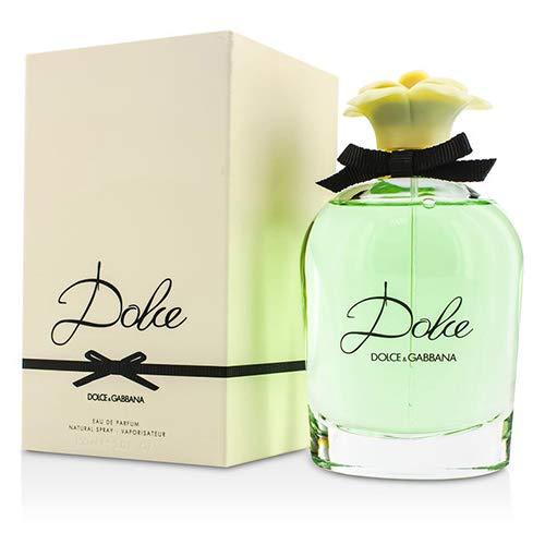 Dolce by Dolce and Gabbana Eau De Parfum Spray for Women, 5 Ounce