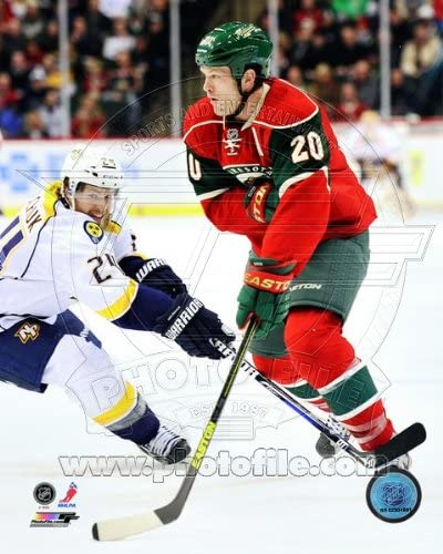 Ryan Suter Minnesota Wild 2013 NHL Action Photo 8x10
