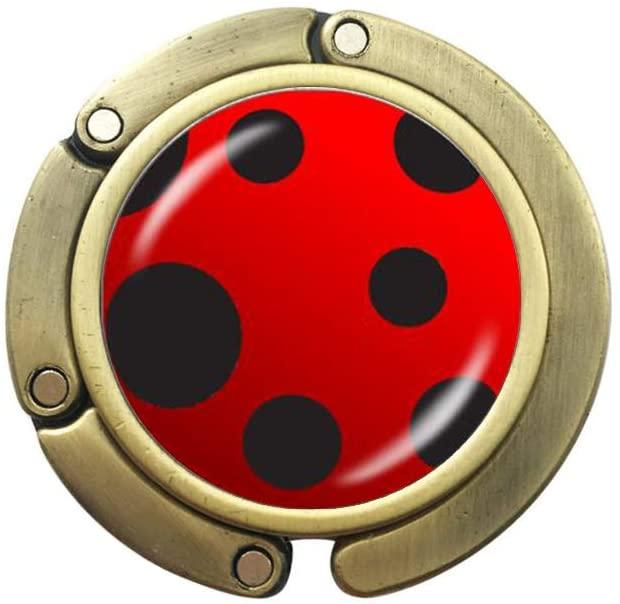 Ladybug Purse Hook, Ladybird Charm Gift, Ladybird Jewelry, Lady Bug Purse Hook, Ladybug Gifts, Woman Purse Hook,Ladybird Jewelry,Insect Purse Hook,N087