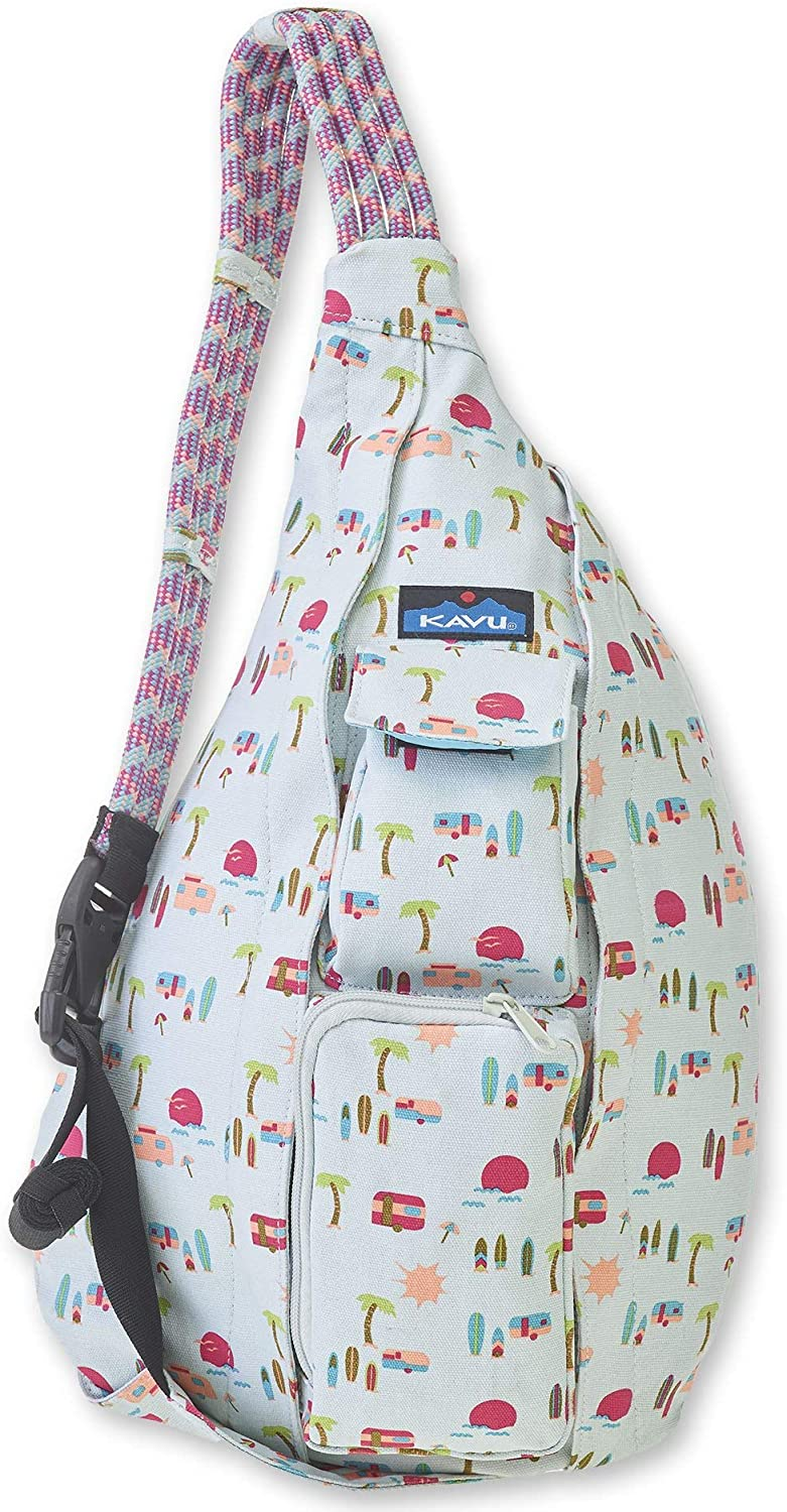 KAVU Original Rope Bag - Compact Lightweight Crossbody