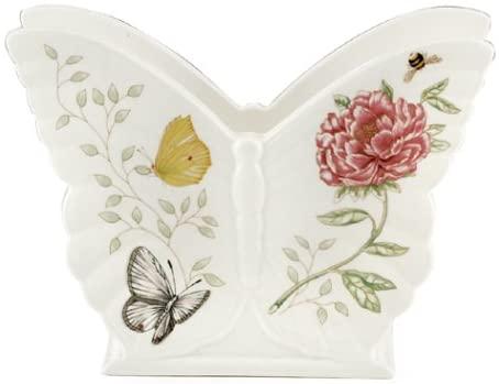 Lenox Butterfly Meadow Napkin Holder, 1.50 LB, Multi