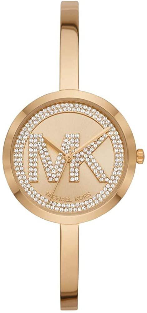 Michael Kors Women's Blakley Gold Tone Stainless Steel Watch MK3630