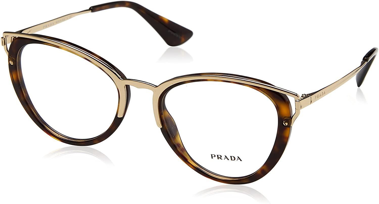 Prada Women's PR 53UV Eyeglasses 52mm