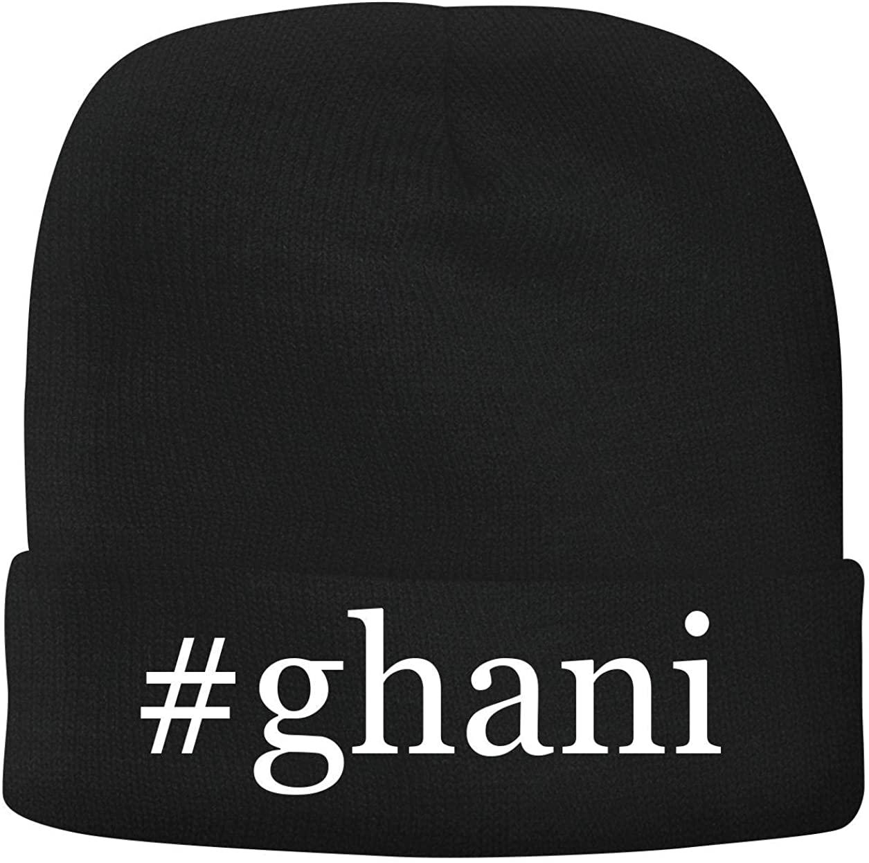 BH Cool Designs #Ghani - Men's Hashtag Soft & Comfortable Beanie Hat Cap