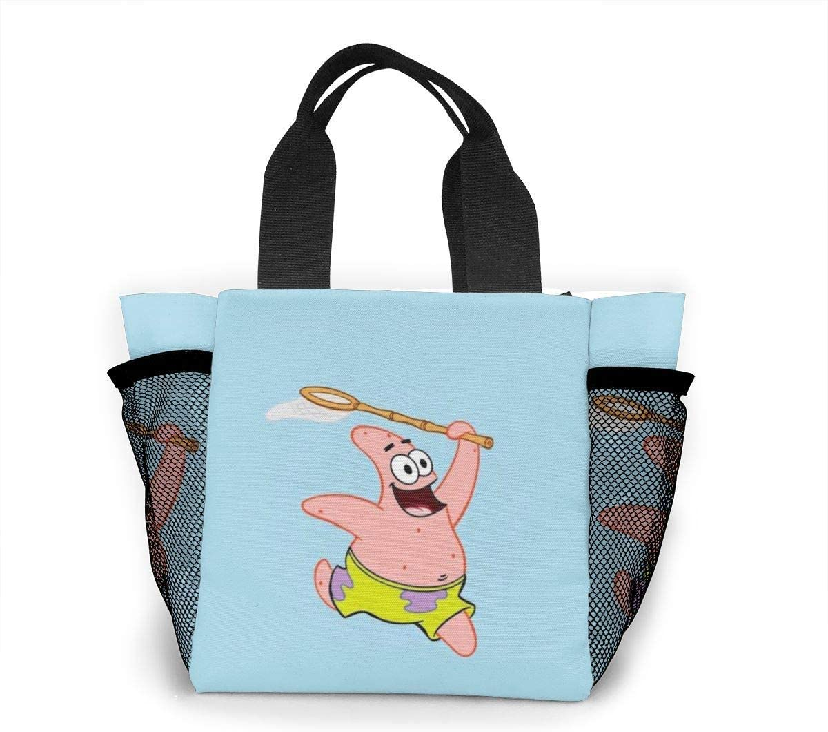 Patrick Star Lunch Bag Tote Bag Lunch Bag Adult Lunch Tote Bag For Men Or Women Lunch Box Lunch Container