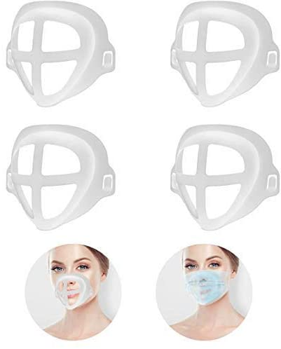 Lipstick Protection - 3D Cool Breathing Bracket - Bracket Nasal Pad Internal - Increase Breathing Space - Help Breath Smoothly