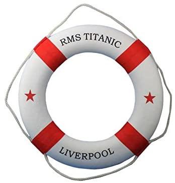 RMS Titanic Lifering 20