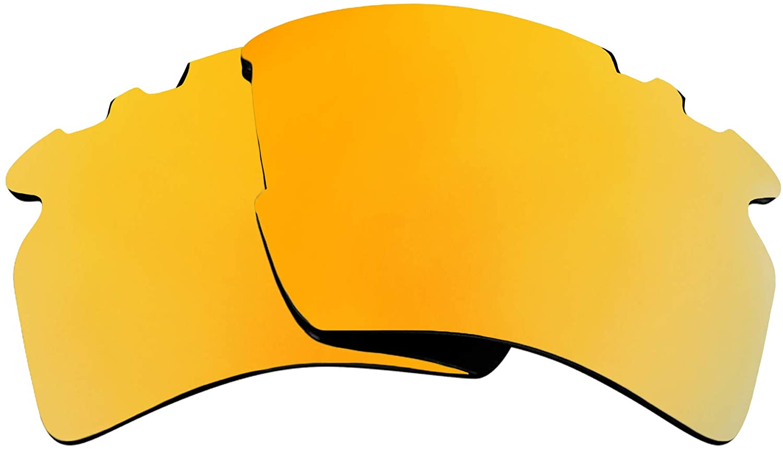 SeekOptics Replacement Lenses Compatible with Oakley Flak 2.0 XL Sunglasses
