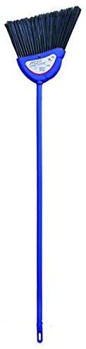 Large Plastic Angle Broom- Pack of 5