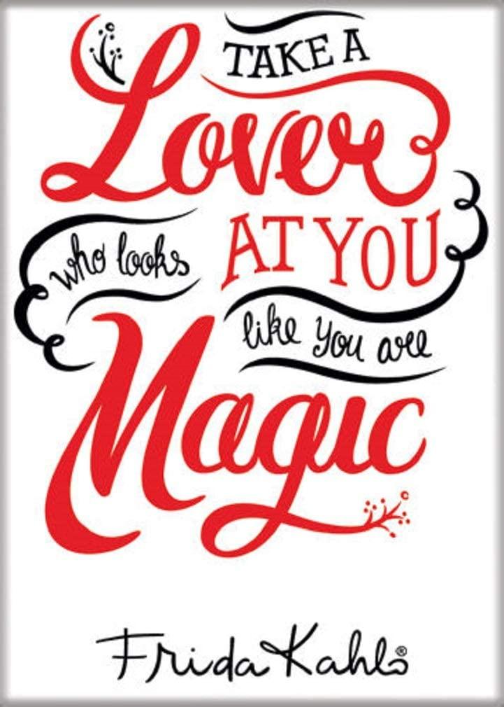 Ata-Boy Frida Kahlo Quote Take a Lover 2.5