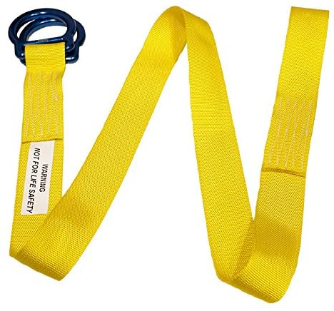 "Rock N Rescue RNR Utility Double ""D-Ring"" Cinch TIE Down Straps"