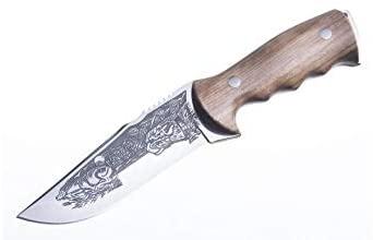 Kizlyar Knife Khazar. Engraved