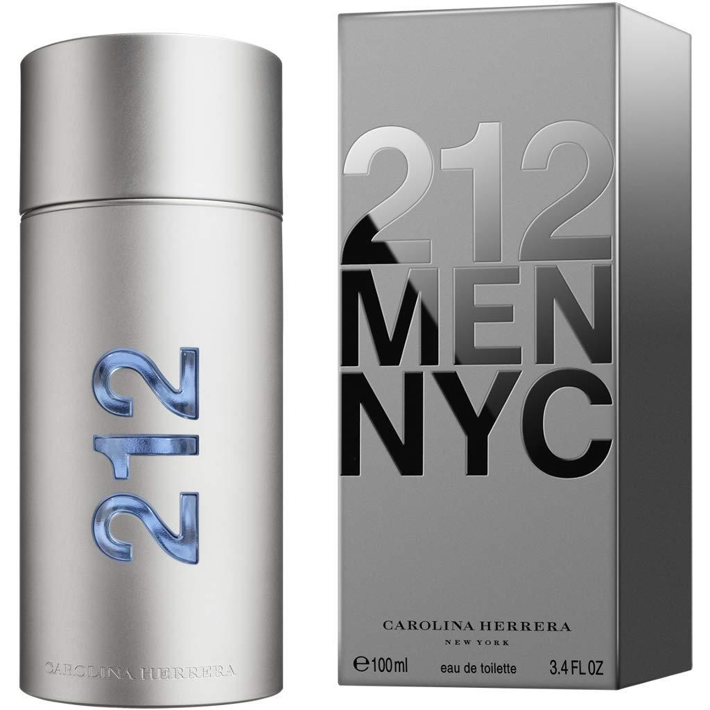 CAROLINA HERRERA 212 Nyc For Men Edt Spray For Frgmen 3.3 OZ