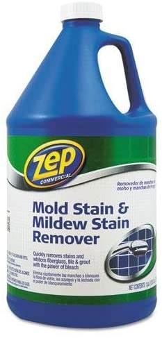 Zpe ZUMILDEW128 Mold Stain and Mildew Stain Remover, 1 gal Bottle