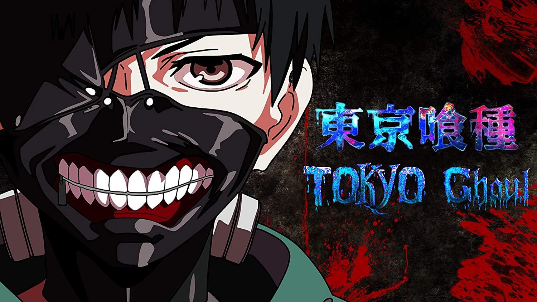 Blood Kaneki Tokyo Ghoul Anime Poster Anime Manga Scroll Poster Wall Art Print Decor,50 x 70 cm,No Frame