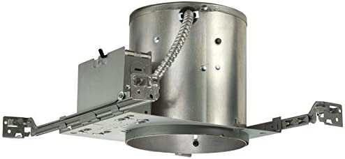 Juno Lighting IC22 Contractor Select 6-Inch IC Rated Universal Incandescent Housing