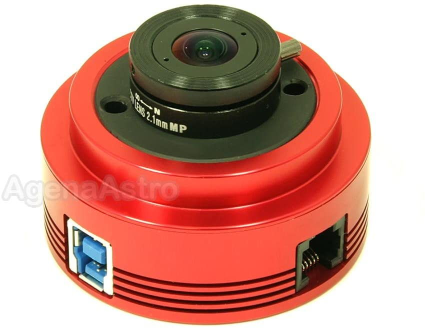 ZWO ASI290MM 2.13 MP CMOS Monochrome Astronomy Camera with USB 3.0# ASI290MM