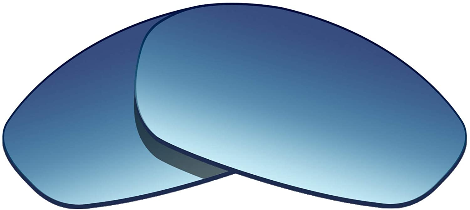 Glintbay 100% Precise-Fit Replacement Sunglass Lenses for Oakley Whisker