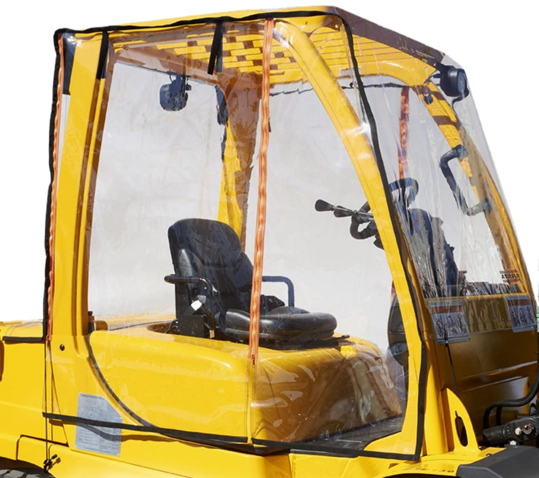 Atrium by Eevelle Full Forklift Cab Enclosure
