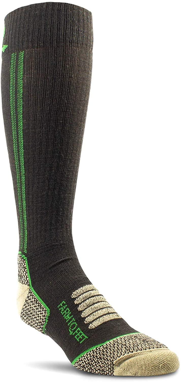 Farm to Feet Men's Ely Light Weight Mid-Calf Socks