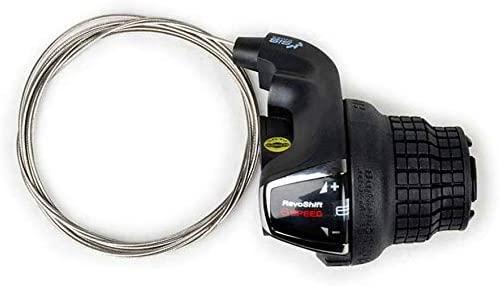 PLMM Lever,6-Speed SL-RS35-6R/Bike Handle Shifter,Mountain Bicycle Derailleur Transmission,Twist Grip Gear